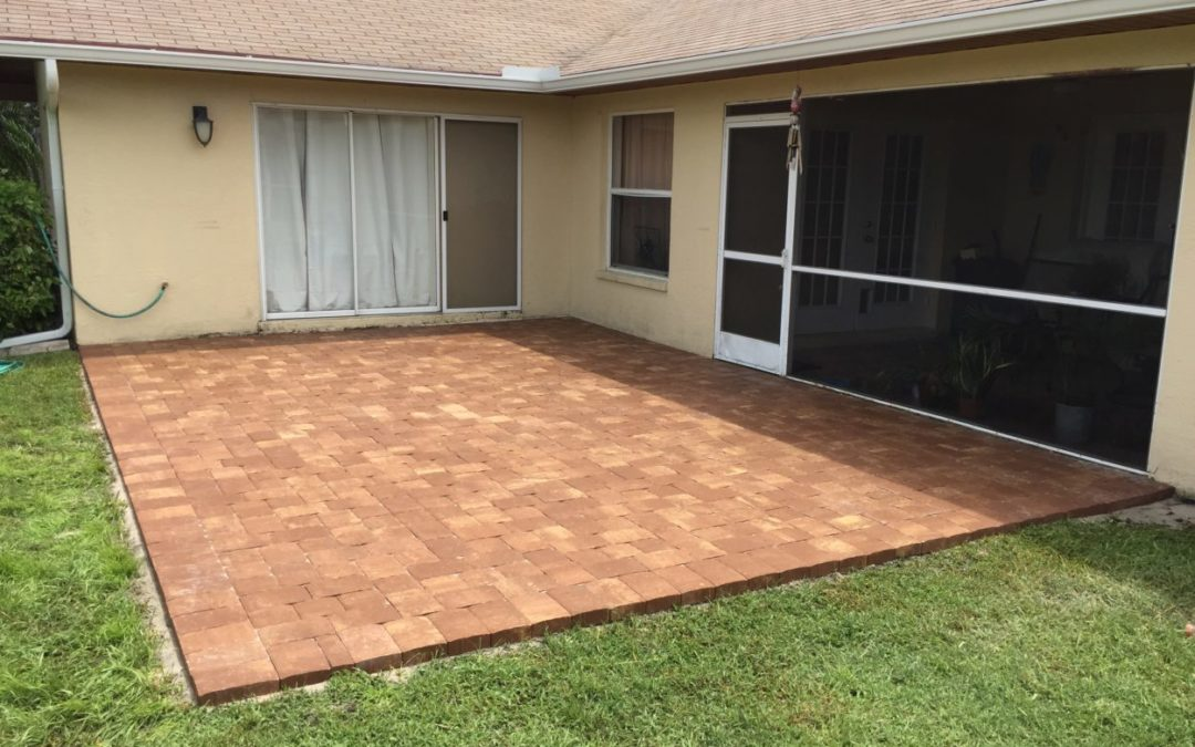 Patio Project 2
