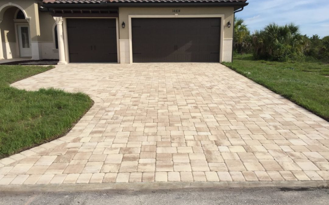 Driveway for Small Homebuilder